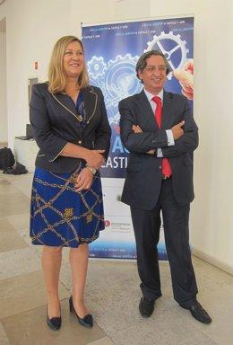 Pilar del Olmo y Juan Carlos Margarida