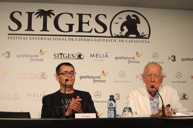 El actor Max von Sydow