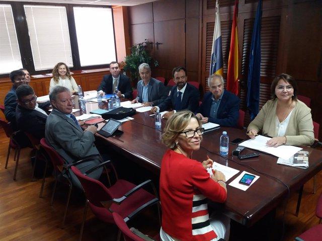 Puertos Canarios Aprueba La Inversión Que Recibirán Los Puertos De Las Palmas Ha