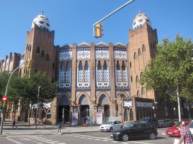 La Plaza De Toros Monumental