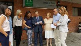 El PP de Sevilla avisa del inicio del traslado del centro de salud de Huerta del Rey