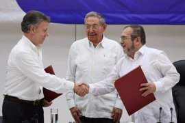 "ONG urgen a aprovechar el Nobel para lograr ""una paz con justicia"" en Colombia"