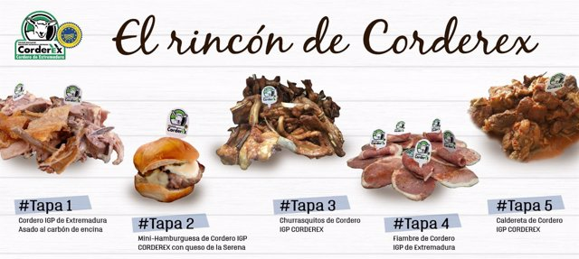 Concurso de Tapas de 'El Rincón Corderex'