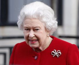 Arrestado un joven de 21 años por intentar colarse en el Palacio de Buckingham