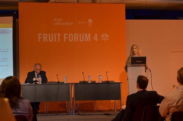 Fuit Forum, Fruit Attraction 2016