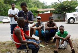 Panamá y Costa Rica buscarán la ayuda internacional para la acogida de inmigrantes haitianos