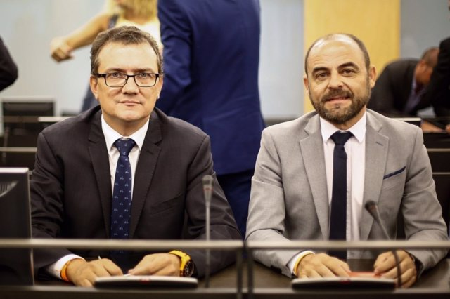 Miguel Garaulet y José Luis Martínez