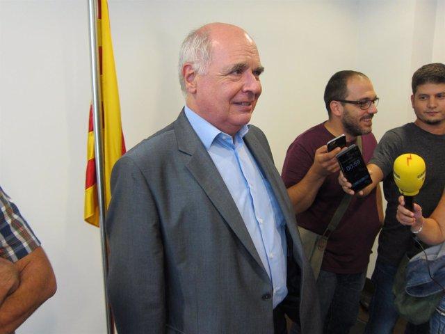 : El Líder De Síqueespot, Lluís Rabell