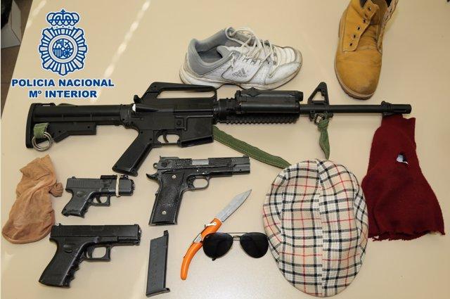 """""""La Policía Nacional Detiene En Córdoba Al Presunto Atracador De Dos Farmacias"""""""