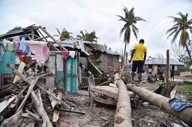 Haití, tras el paso del huracán 'Matthew'