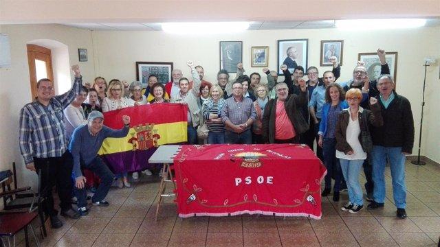 Reunión de Izquierda Socialista en Asturias
