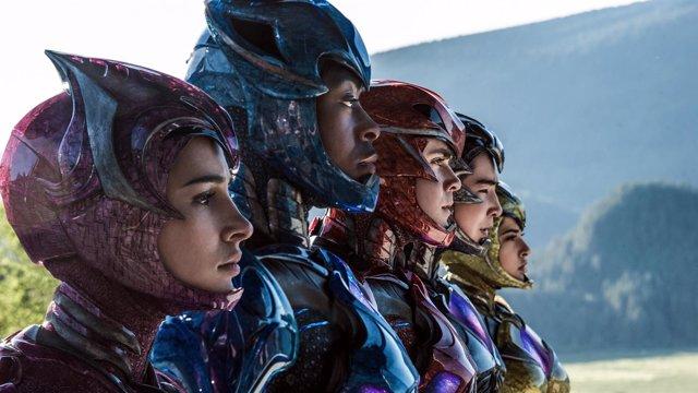 Primer teaser trailer de 'Power Rangers'