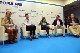 """Moreno valora la """"apuesta clara"""" de Rajoy por el Corredor Mediterráneo"""
