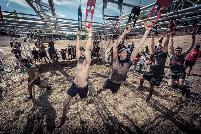 Reebok Spartan Race de Barcelona