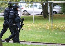La Policía alemana lanza una amplia operación de búsqueda para localizar a un supuesto terrorista en Chemnitz
