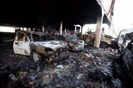 Washington anuncia que revisará su apoyo a la coalición internacional tras el bombardeo del funeral en Saná