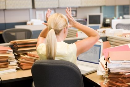 ¿Eres adicto al trabajo?