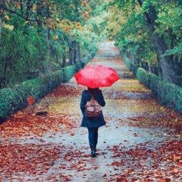 Otoño. Lluvia