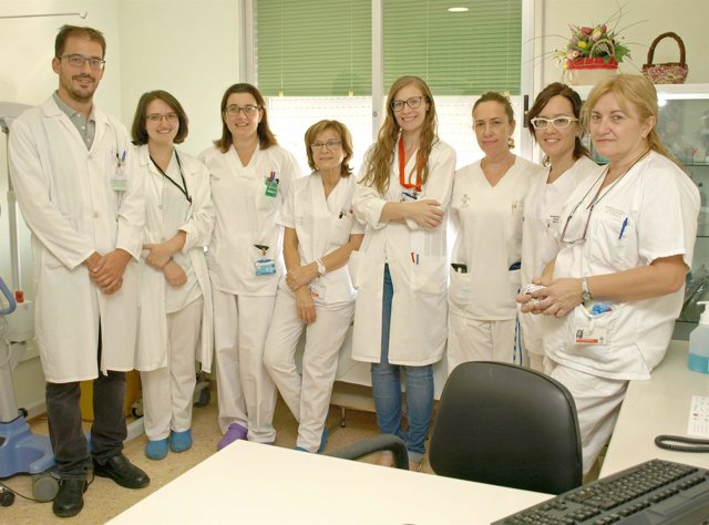 Unidad de Mama del Hospital General de Castellón