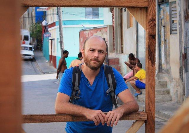Carlos Escaño, responsable de Pena de Muerte de Amnistía