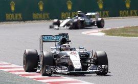 Mercedes confirma su tercer título del Mundial de Constructores