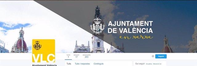 El Ayuntamiento de Valencia estrena redes sociales