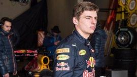 """Verstappen: """"Acabar entre los dos Mercedes es un gran resultado para el equipo"""""""