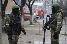 Dos policías muertos en un ataque en el Cáucaso ruso