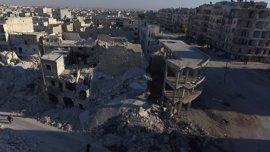 Rusia argumenta que la propuesta de resolución franco-española protegía a los insurgentes en Alepo