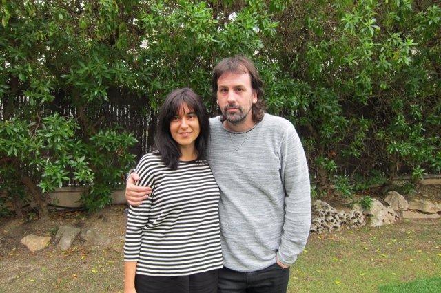 Isaki Lacuesta e Isa Campo