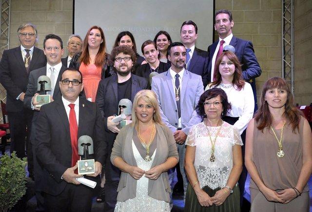 Premios Ciudad de Jerez (Cádiz)