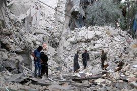 VÍDEO: La vida en el lado de Alepo controlado por el Gobierno
