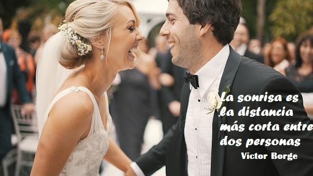 Sonrisa matrimonio