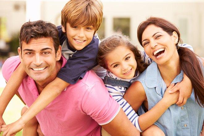 Risas: ideas para reirnos en familia