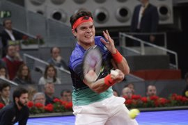 Raonic saca billete para las ATP World Tour Finals