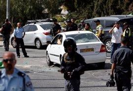 """España condena el """"atentado terrorista"""" de Jerusalén en el que han muerto dos israelíes"""