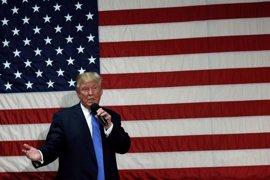 Trump celebra una rueda de prensa con mujeres que acusan a Bill Clinton de abusos sexuales