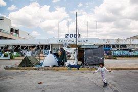 Los refugiados en Grecia necesitan que se les permita existir