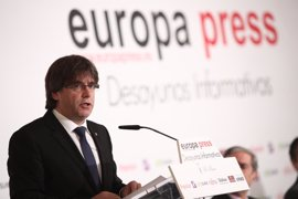 Puigdemont confía en sacar el Presupuesto y evitar que Montoro se quede con mil millones