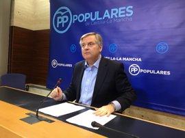 PP pide un debate y comparecencias para aclarar si el Sescam ha prohibido contratar