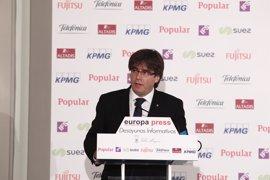 Puigdemont no propondrá hoy un referéndum unilateral a Pablo Iglesias