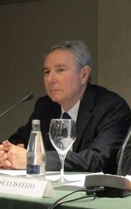 Clemente Polo portavoz de la asociaicon espanya i catalans