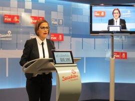 """Chivite (PSN): el """"sentir mayoritario"""" de los militantes en Navarra es que """"no quieren que gobierne Rajoy"""""""
