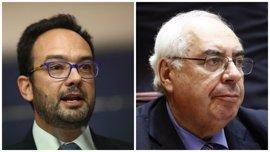 Antonio Hernando sigue como portavoz en el Congreso y defenderá la abstención ante Rajoy si el PSOE cambia su voto