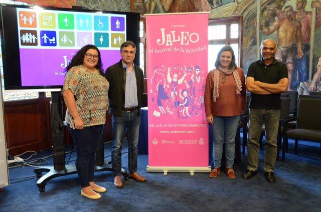 Presentación de 'Jaleo'