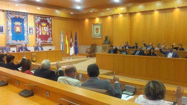 Nota Votación Propuestas Talavera