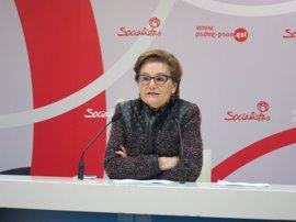 """La diputada del PSOE por Lugo afirma que votará """"lo que decida el comité federal"""""""