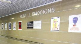 Son Espases acoge la exposición 'Ment i emocions' con pinturas de jóvenes con problemas mentales