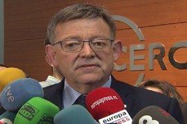 Puig pide no jugar a hooliganismos en la posición del PSOE a Rajoy