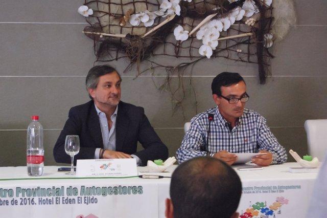 El diputado Ángel Escobar ha participado en el VII Encuentro de Asprodesa.